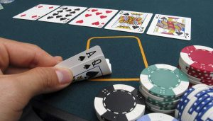 Domino Poker Room and Promotions